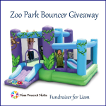 Bloggers Opp: Zoo Park Bouncer Giveaway
