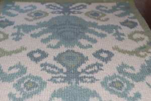 Rug in the Breakfast Room