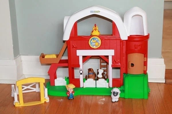 Fisher Price Little People Fun Sounds Farm