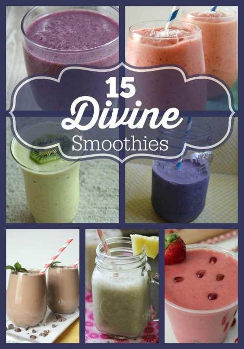 Smoothies Recipes