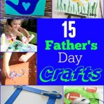 15 Amazing Children's Crafts for Father's Day