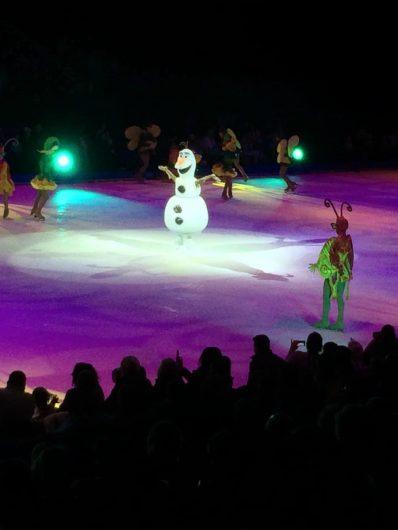 Disney on Ice- Olaf