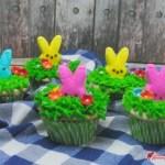 Peek a Boo Peeps Cupcake Recipe