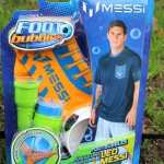 Bubble Bouncing Fun with Messi FootBubbles! #Review and #Giveaway ~ CAN 06/27
