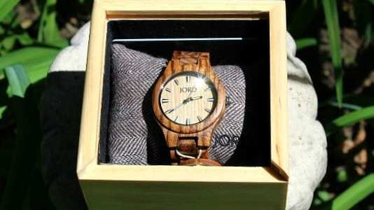 Find Unique Watches for Women with JORD Wood Watches #Review #Giveaway ~ CAN/US 08/14