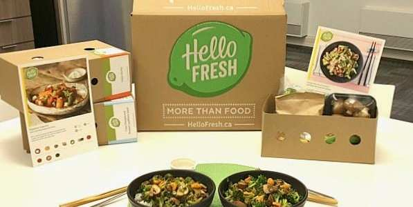 Savour Wholesome Family Meals with HelloFresh! #Review #Giveaway~ CAN 03/24