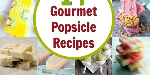 14 Gourmet Popsicle Recipes