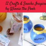 12 Crafts and Snacks Inspired by Winnie the Pooh