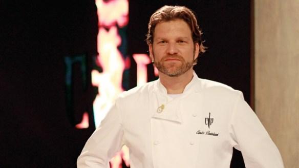 """Chef Carlos Bertolazzi comanda o """"Cozinha Sob Pressão"""" (Foto: Divulgação/FremantleMedia/SBT)"""