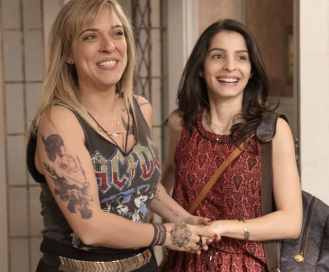 Personagens entram hoje na novela (Foto: Divulgação/Gshow)