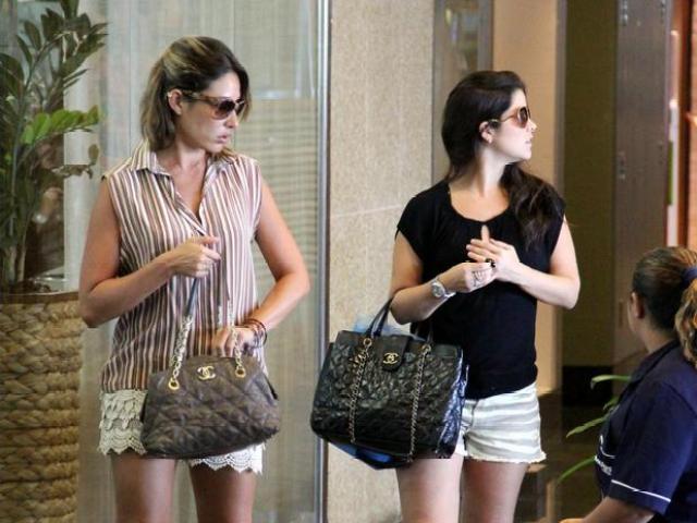 Giselle Itié e Samara Felippo juntas (Foto: Divulgação)