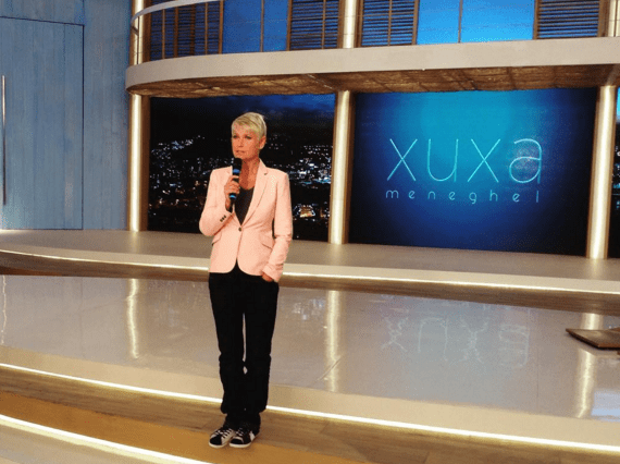 Xuxa rebate seguidores (Foto divulgação)