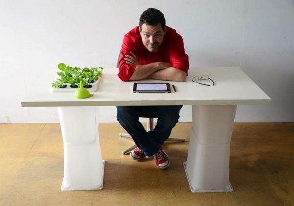 『ELIOOO』の著者、アントニオ・スカルポーニ