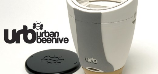 3Dプリンター製からタワー型まで。世界のモダンな養蜂巣箱デザイン8選