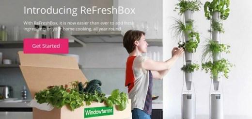 もう窓は立派な菜園場所?ニューヨーク生まれの栽培キット「Windowfarms」の新しい動き