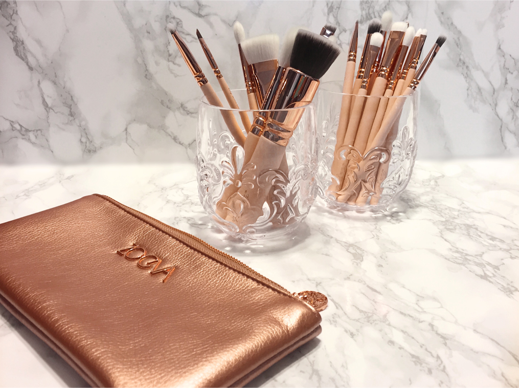 Bloggers Made Me Buy It: Zoeva Rose Gold Vol 2 Brushes