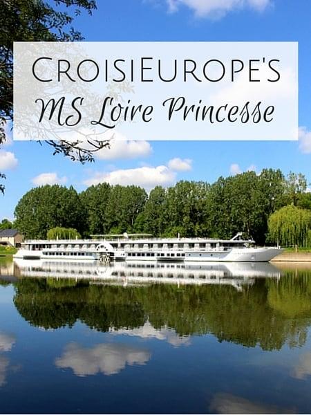 CroisiEurope's MS Loire Princesse