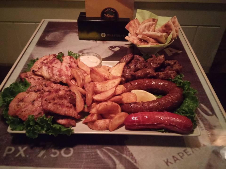 Λαχταριστές γεύσεις από το Kozel Beer Bar  στην Φλώρινα