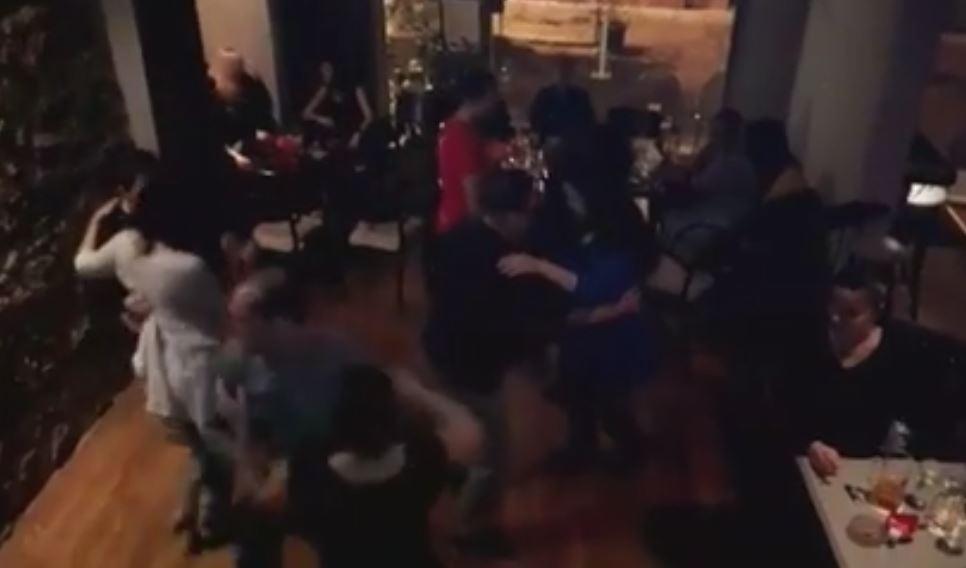 Σε ρυθμούς latin το  Memories bar στην Καστοριά, χθες Παρασκευή 27 Νοεμβρίου