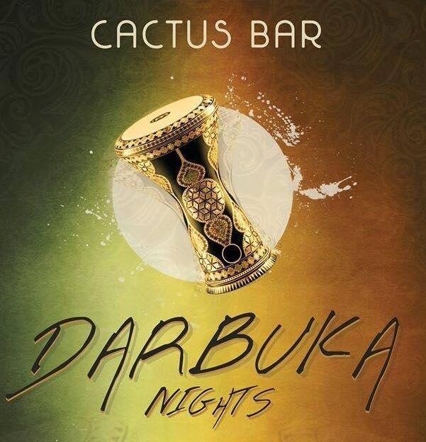Darbuka Night στο Cactus Bar στην Μεσοποταμία Καστοριάς, το Σάββατο 3 Σεπτεμβρίου