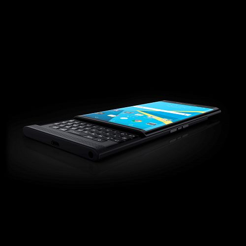 BlackBerry Priv In The Dark
