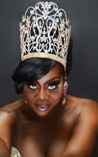 Tahjee Iman - Miss Continental Plus 2014