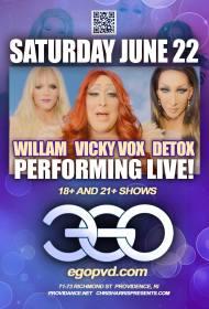 Show Ad | Ego (Providence, Rhode Island) | 6/22/2013
