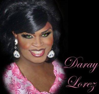 Daray Lorez - Miss Masque 2012