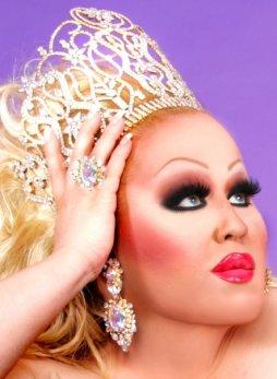 Mercedes Tyler - Miss Continental Plus 2008
