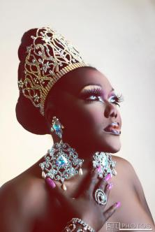 Alexis Gabrielle Sherrington - Miss Continental 2011