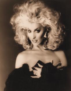 Tandi Andrews - Miss Continental 1986