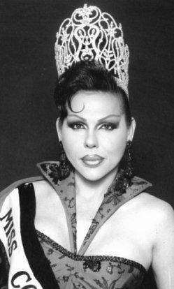 Lady Catiria - Miss Continental 1995
