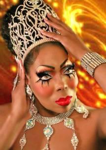 Tanisha Cassadine - Miss Continental Plus 2012