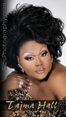 Tajma Hall - Miss Continental Plus 2007