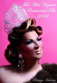 Roxxxy Andrews - Miss Continental Plus 2010
