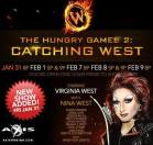 The Hungry Games 2 : Catching West | Axis Night Club (Columbus, Ohio) | 1/31/2014 through 2/9/2014