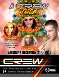A Crew Christmas | Crew (Canton, Ohio) | 12/21/2013