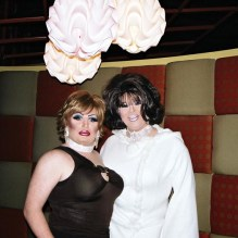 Amber Marie and Nina West