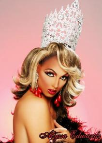 Alyssa Edwards - Miss Gay USofA 2006