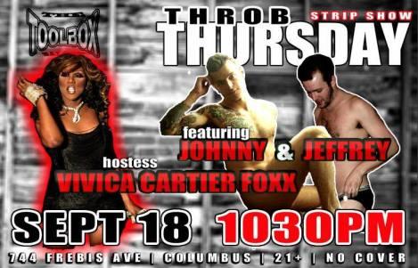 Show Ad | Toolbox Saloon (Columbus, Ohio) | 9/18/2014