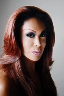 Raquell Lord - Miss Gay USofA 2003