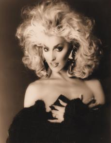 Tandi Andrews - Miss Gay USofA 1992