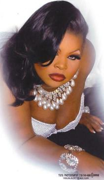 Chevelle Brooks - Miss Gay USofA 2000