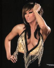 Erica Andrews - Miss Gay USofA 1999