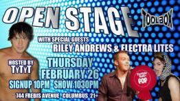 Show Ad   Toolbox Saloon (Columbus, Ohio)   2/26/2015