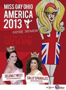 Show Ad | Axis Night Club (Columbus, Ohio) | 7/12-7/14/2013