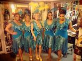 Maya Douglas, Regine Phillips, Mimi Marks, Sheri Payne and Victoria LePaige