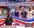 Show Ad | Toolbox Saloon (Columbus, Ohio) | 7/3/2015