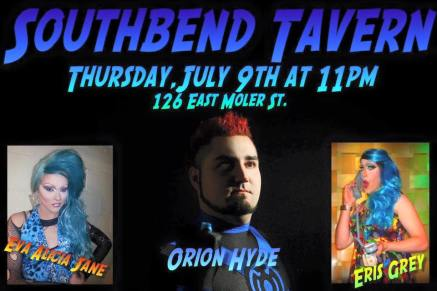 Show Ad | Southbend Tavern (Columbus, Ohio) | 7/9/2015
