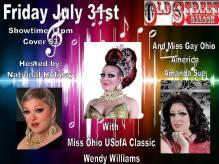 Show Ad | Old Street Saloon (Monroe, Ohio) | 7/31/2015